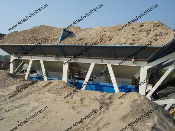 concrete batch plant
