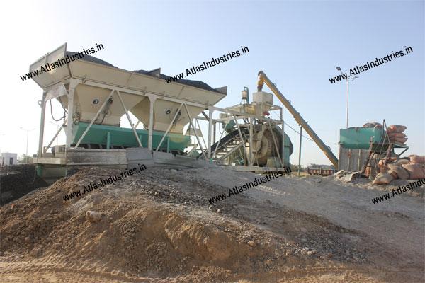 portable concrete mixer for sale