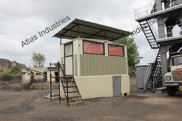 supplier 160 tph Asphalt batching mixing plant in Aurangabad