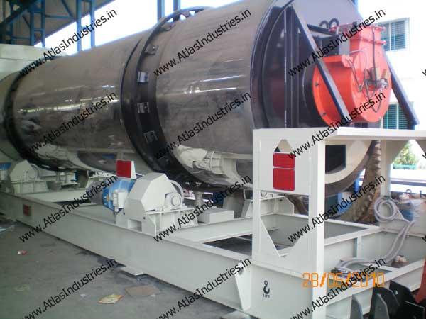 manufacturers of continuous asphalt mix plant