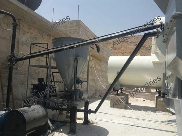 Asphalt drum mixer supplier Lebanon