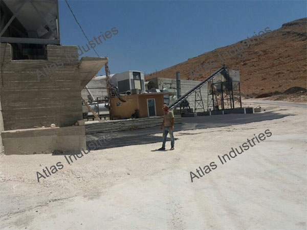 Buy asphalt drum mixer in Lebanon