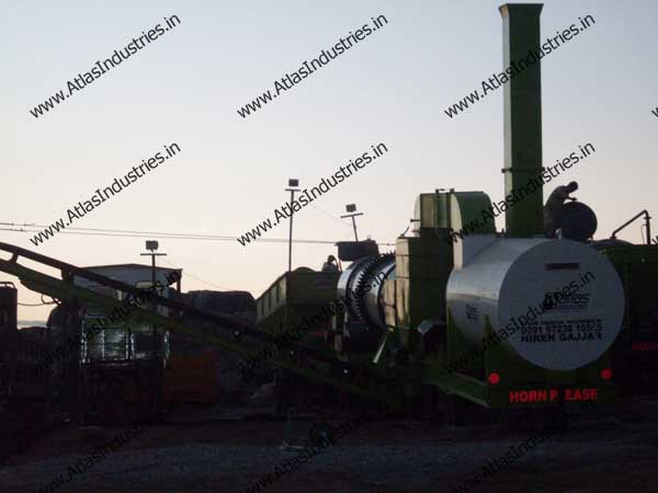 asphalt mixing plant exporters in India
