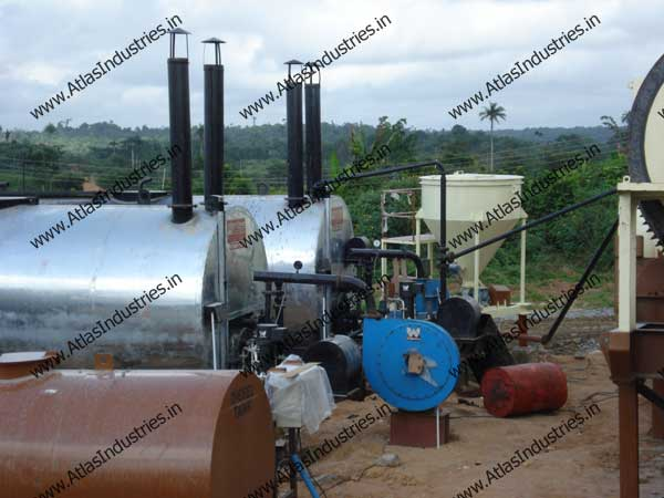 asphalt plant exporter India