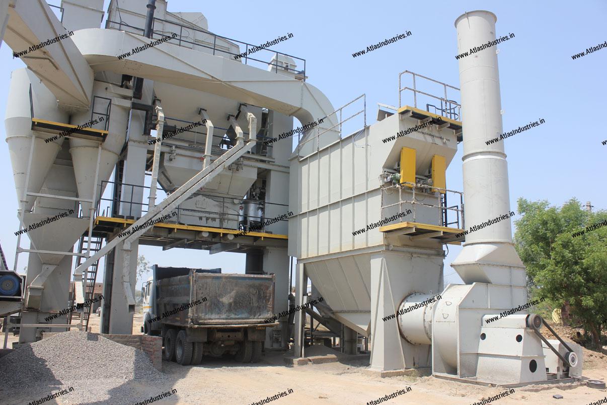 asphalt mixing plant India