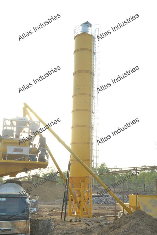 manufacturer 45 m3/hr. mobile concrete batching plant Myanmar