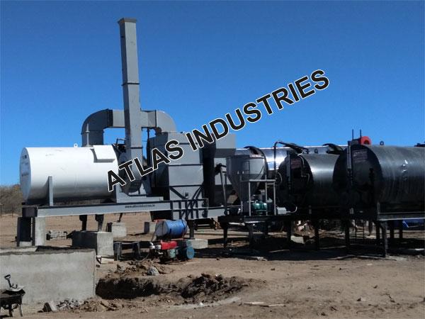 Mobile asphalt plant supplier Botswana