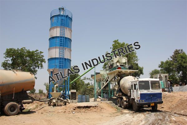 cost of mobile concrete mix plant in Chaapi, India