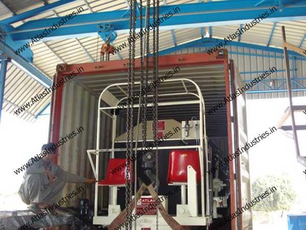 exporter of bitumen pressure distributor