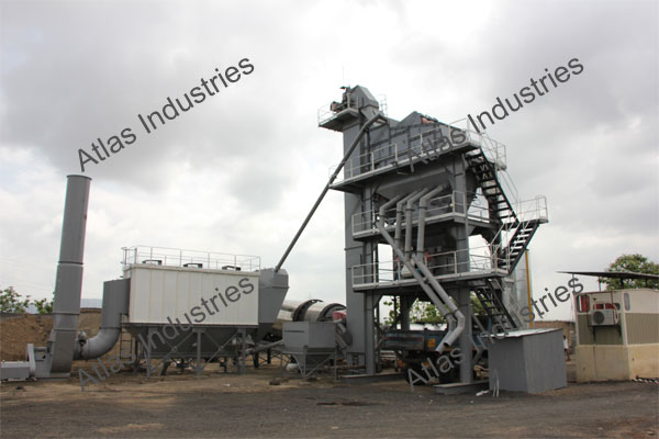 buy 160 tph Asphalt batching mixing plant in Aurangabad