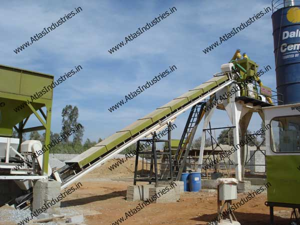 concrete batch mixing plant manufacturer india