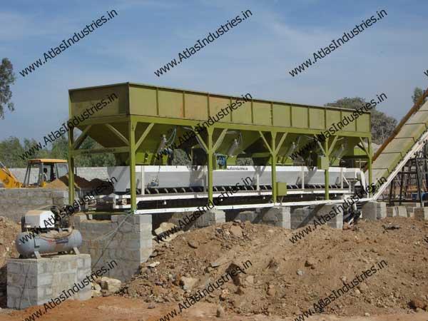 concrete batch mix plant manufacturer