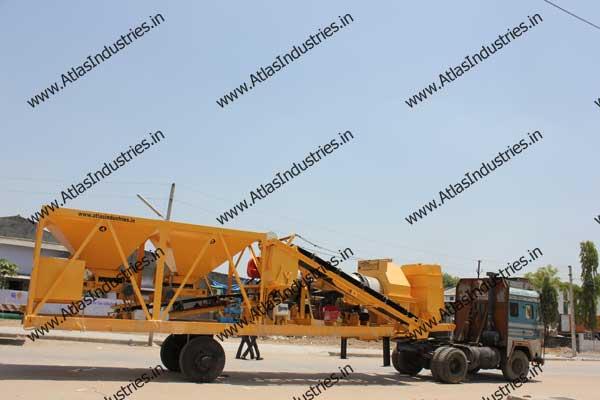 drum asphalt plant exporter India