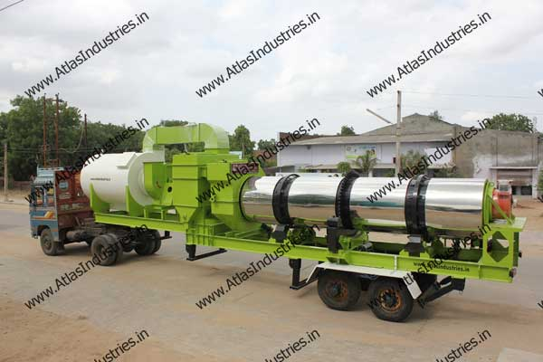drum mixing plant for sale