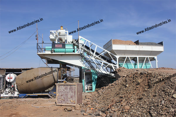 mobile concrete batch plant for sale