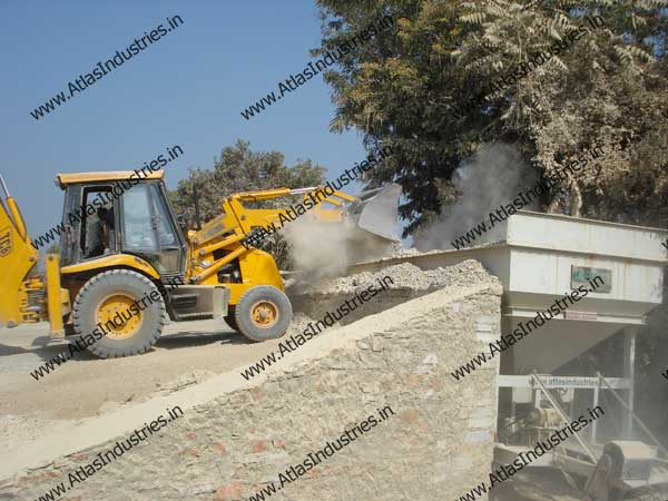 soil stabilisation equipment
