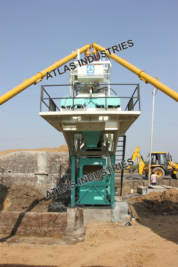 mobile batching plant India