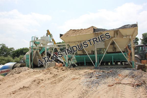 Buy portable concrete plant near Mehsana