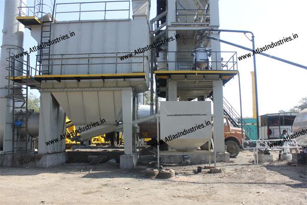asphalt plant for sale India