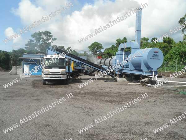 asphalt plant manufacturer