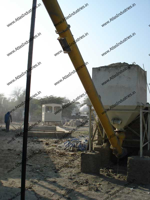 concrete machinery