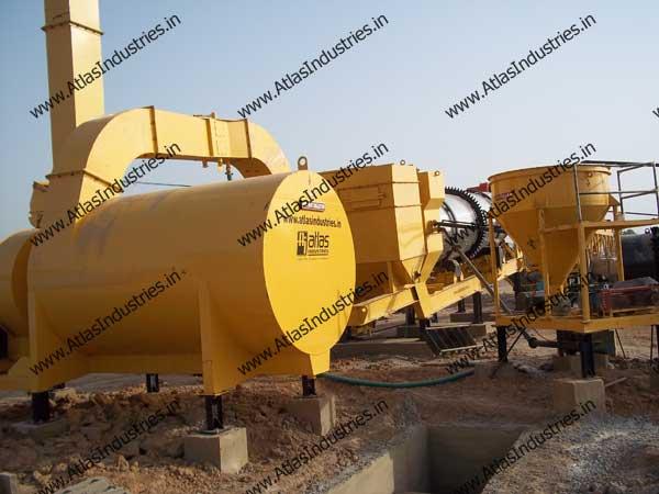 hot mix asphalt equipment
