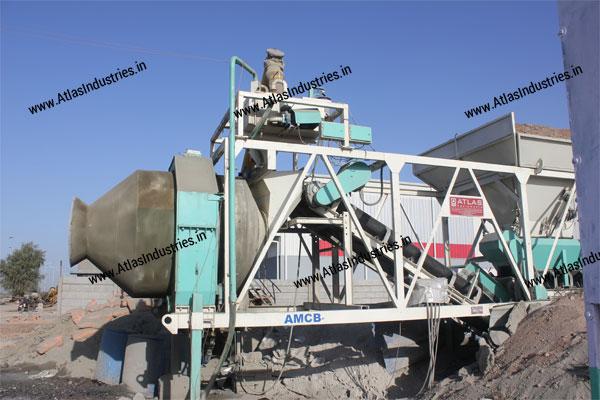 portable concrete plant for sale