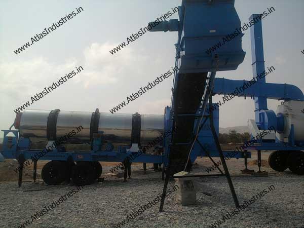 continuous mix asphalt plant supplier