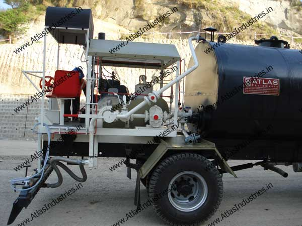 manufacturers of bitumen sprayers