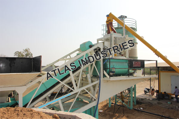 mobile batching plant supplier