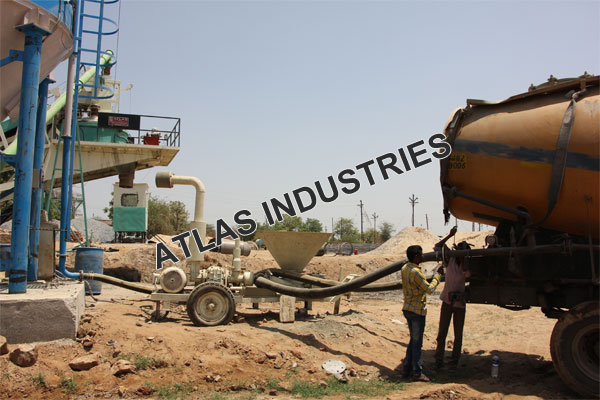 Buy mobile concrete mix plant in Chaapi, India