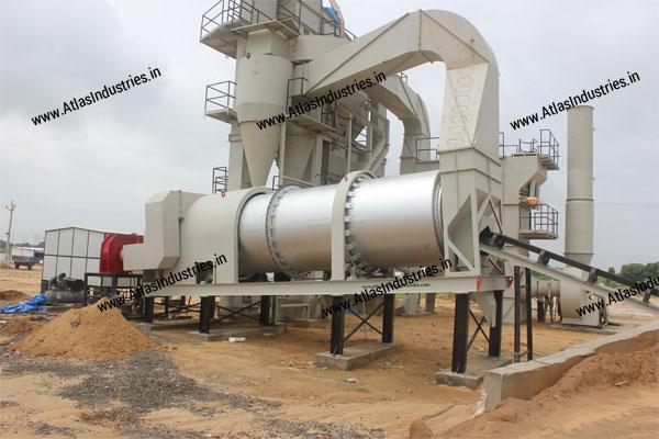 asphalt batch mix plant exporter