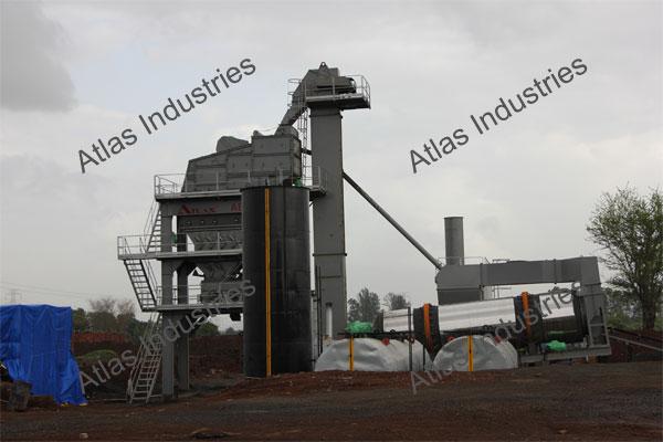 price 160 tph tower asphalt batch plant Kalyan, Thane, India