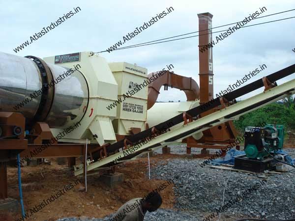 hot mix asphalt plant manufacturer