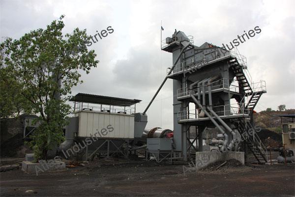 For sale 160 tph tower asphalt batch plant Kalyan, Thane, India