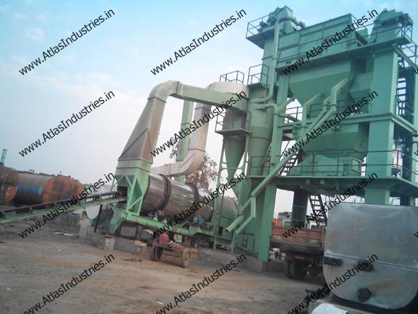 Discontinuous type asphalt plant India