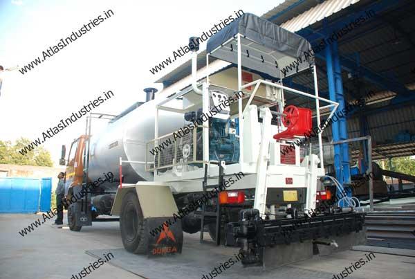 bitumen distributors