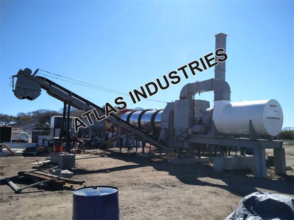 Buy Mobile asphalt plant Botswana