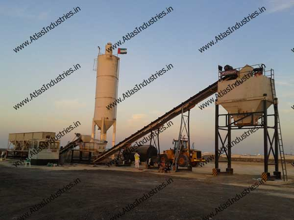 wet mix plant for sale in India