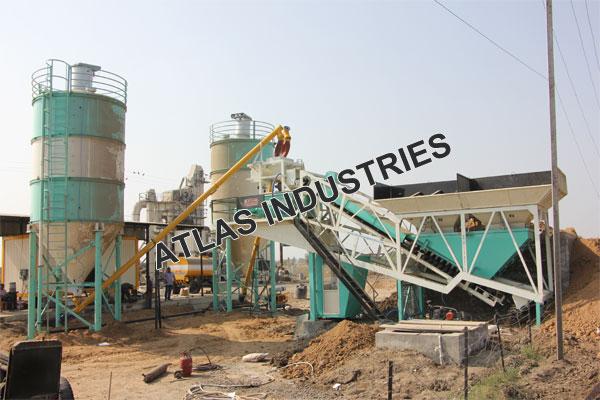 mobile batching plant manufacturer
