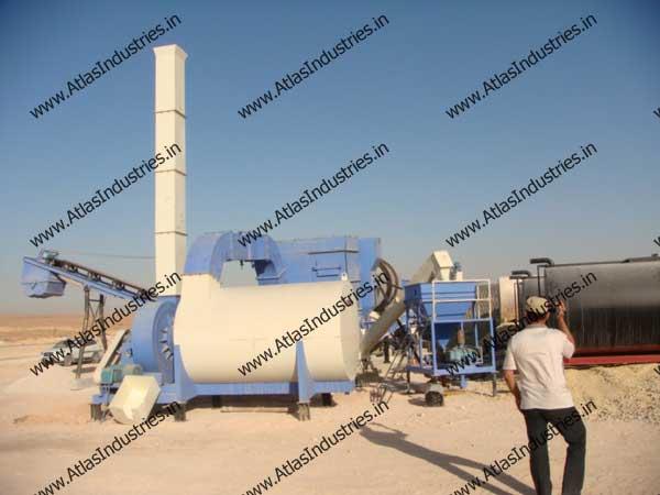 asphalt mix plant manufacturer