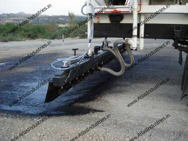 exporter of bitumen sprayer