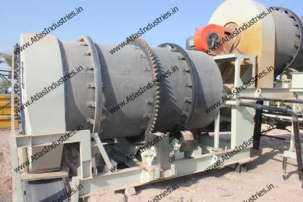 manufacturer asphalt plant