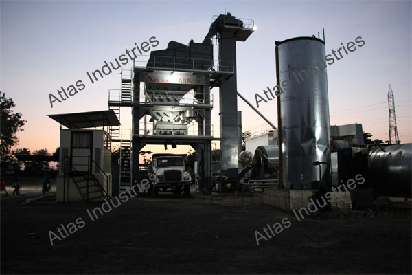 for sale 160 tph Asphalt batching mixing plant in Aurangabad