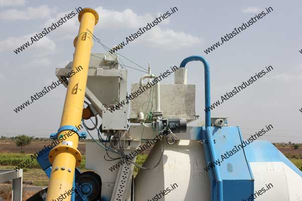 exporter of concrete mixers
