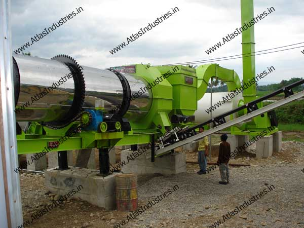 portable asphalt plants manufacturers and exporters