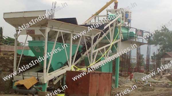 mobile concrete batch plants for sale