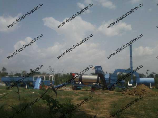 asphalt equipment exporter India