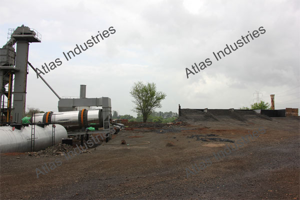 Cost of asphalt batch mix plant 160 tph in Kalyan, India