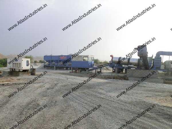 continuous asphalt plant supplier